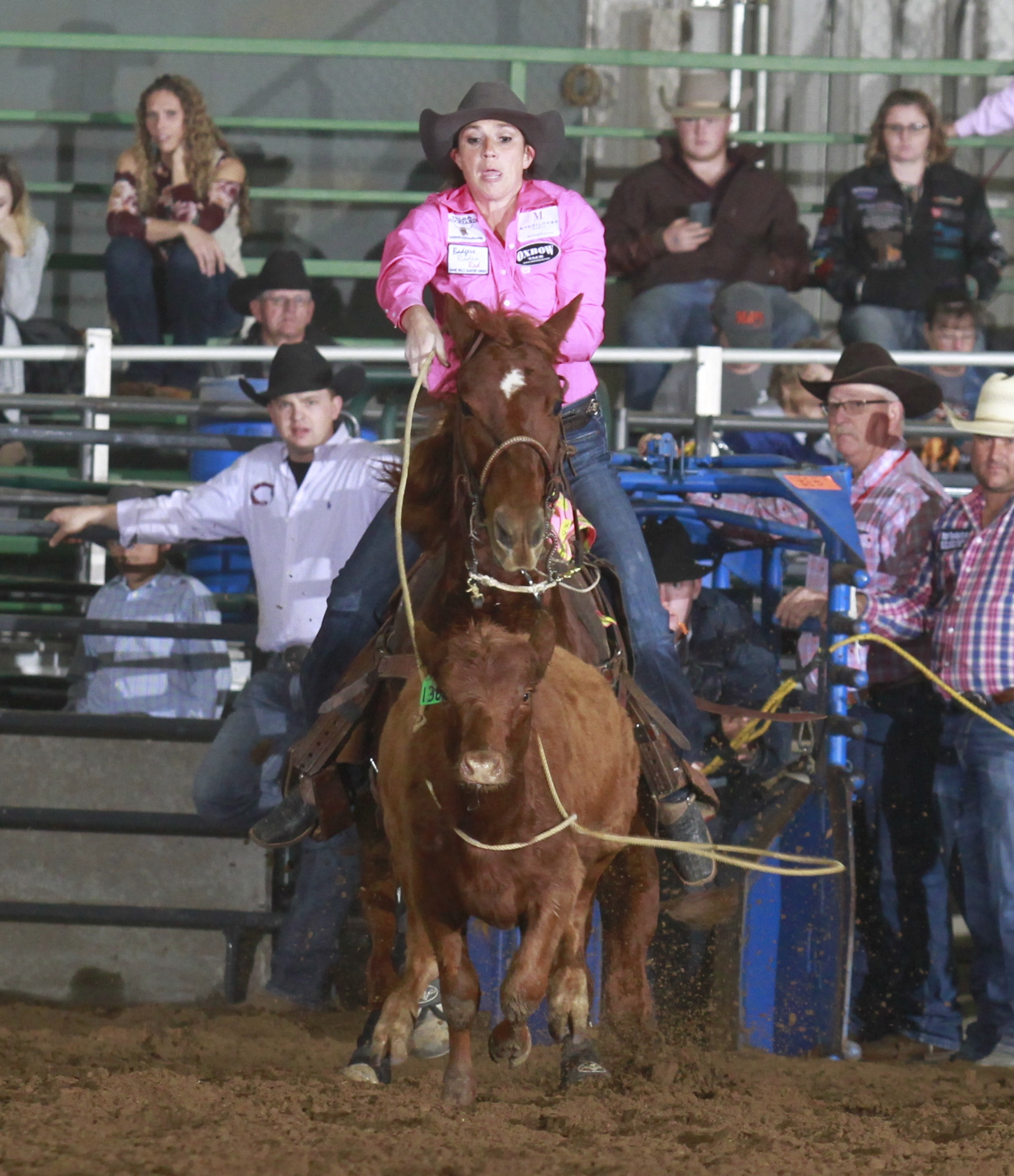 2017 Champion Breakaway Roper - Angela Chaffin